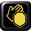 Специальная защита предотвращающа повреждения рук стропоальщика